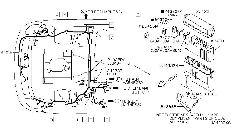 [DIAGRAM] Infiniti G35 Engine Wiring Diagram FULL Version