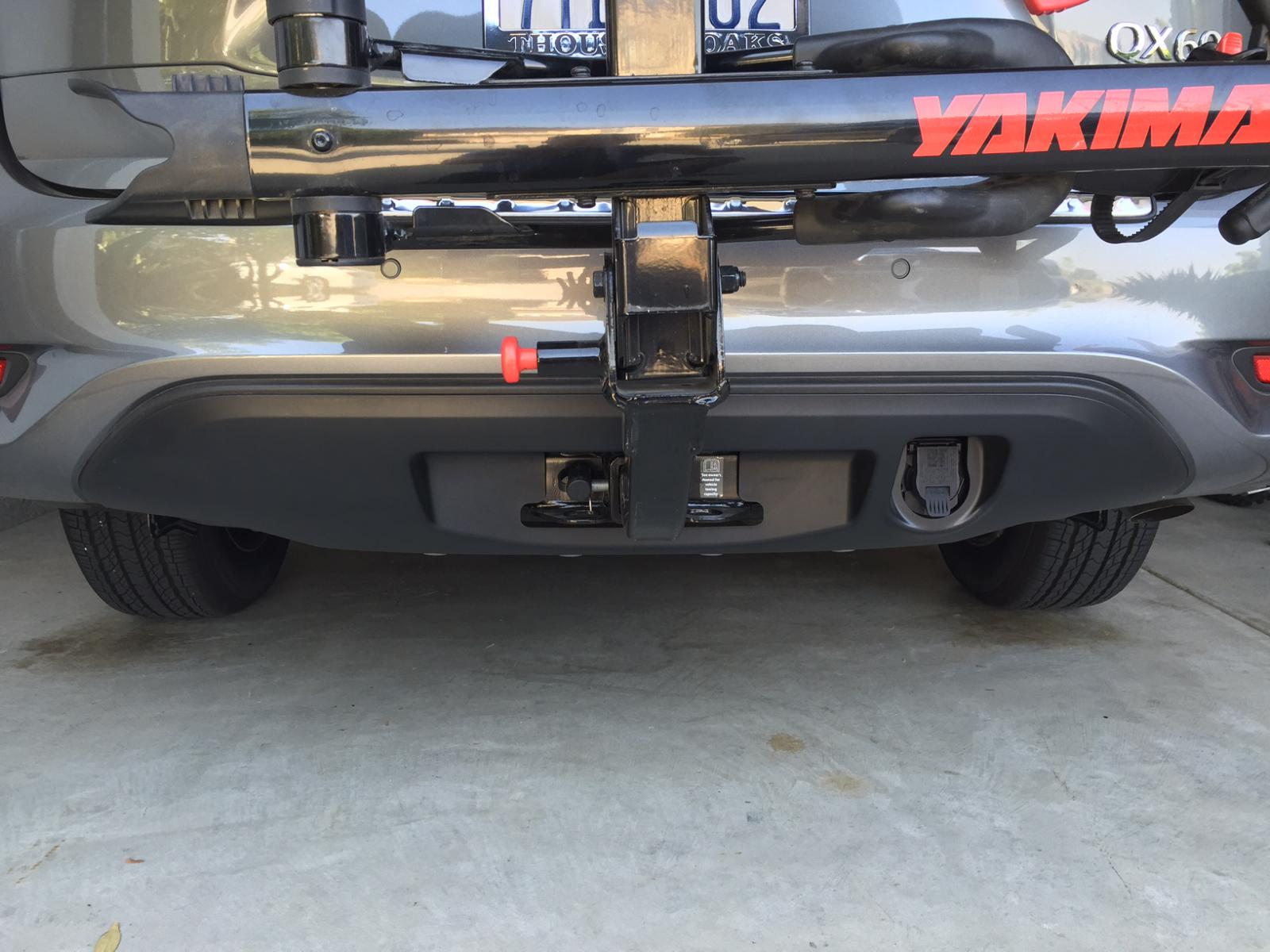 2013 Pathfinder Trailer Wire Harness Tow Package Or Hitch Page 5 Infiniti Qx60 Forum