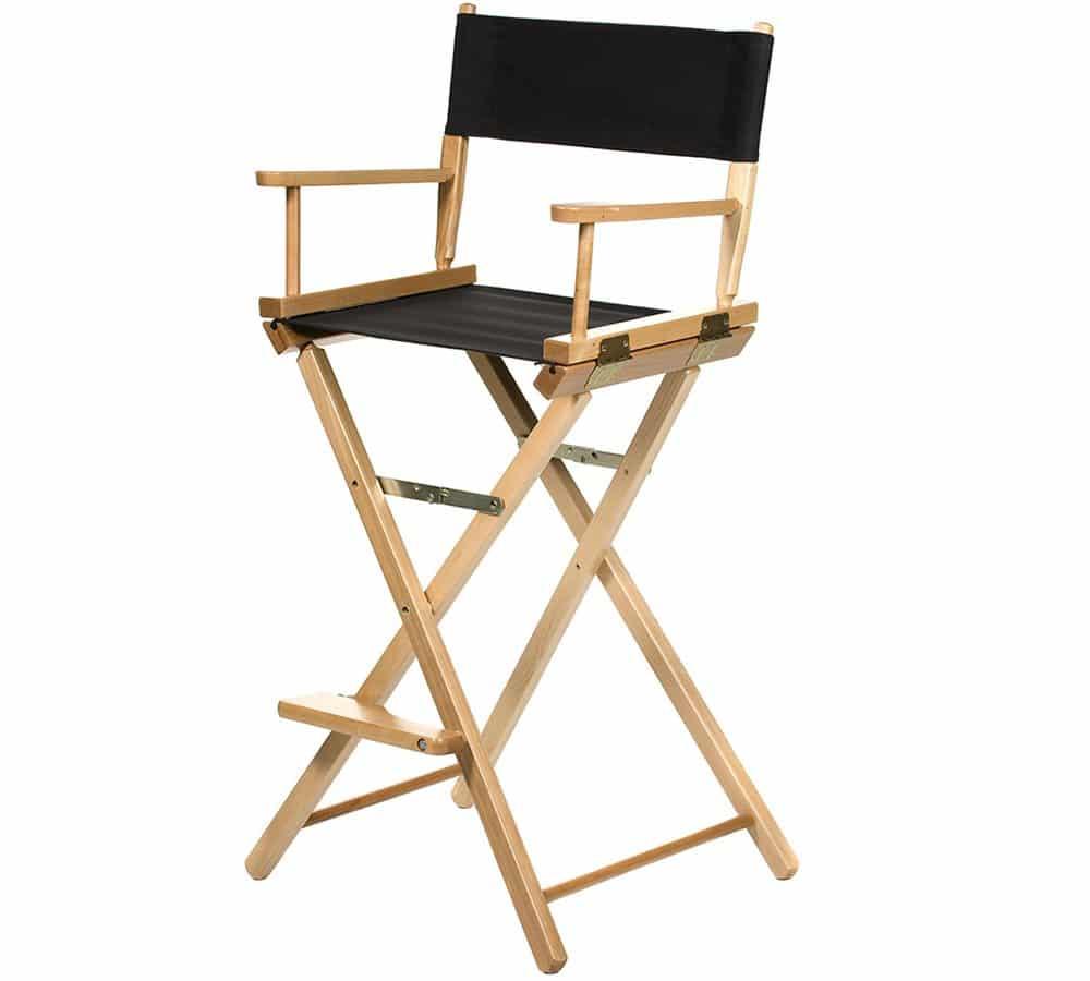 Bar Height Director's Chair