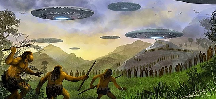 The Earth: Prisoners on a Planet of Slaves, or in a Dimensional Paradise?