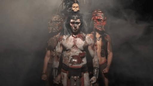 Mayan Underworld Xibalba