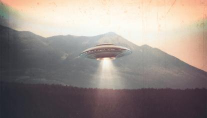 Colorado River UFO incident