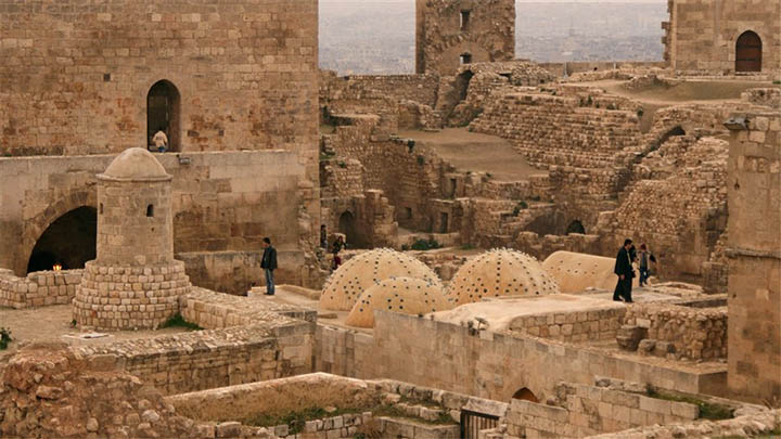 City Of Aleppo : 8,000 years older than the Great Pyramid of Egypt