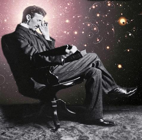 Nikola Tesla and Ancient aliens