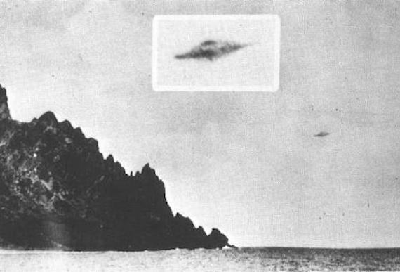UFO Encounter of Trinidad