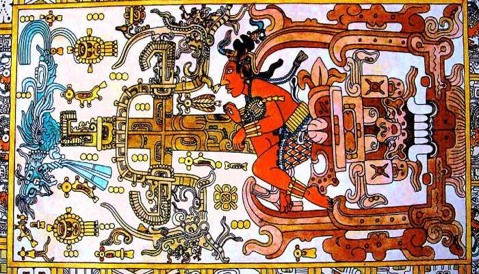 """The Palenque Astronaut: """"A Being That Came From The Stars"""