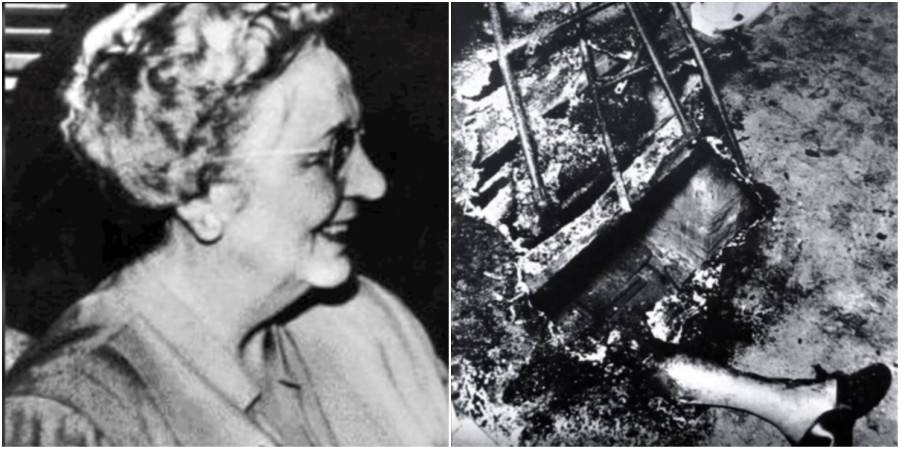 Mysterious Death Of Mary Reeser: A Case Of Spontaneous Human Combustion?