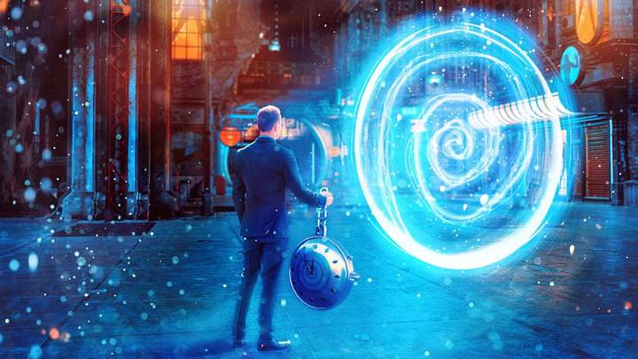 Astrophysicist Ron Mallett Believes He Has Found A Way To Build A Time Machine
