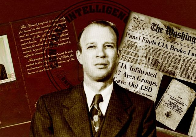 The Mysterious Death Of Frank Olson, Who Jumped From The 13th Floor After Experimenting With Mind Control