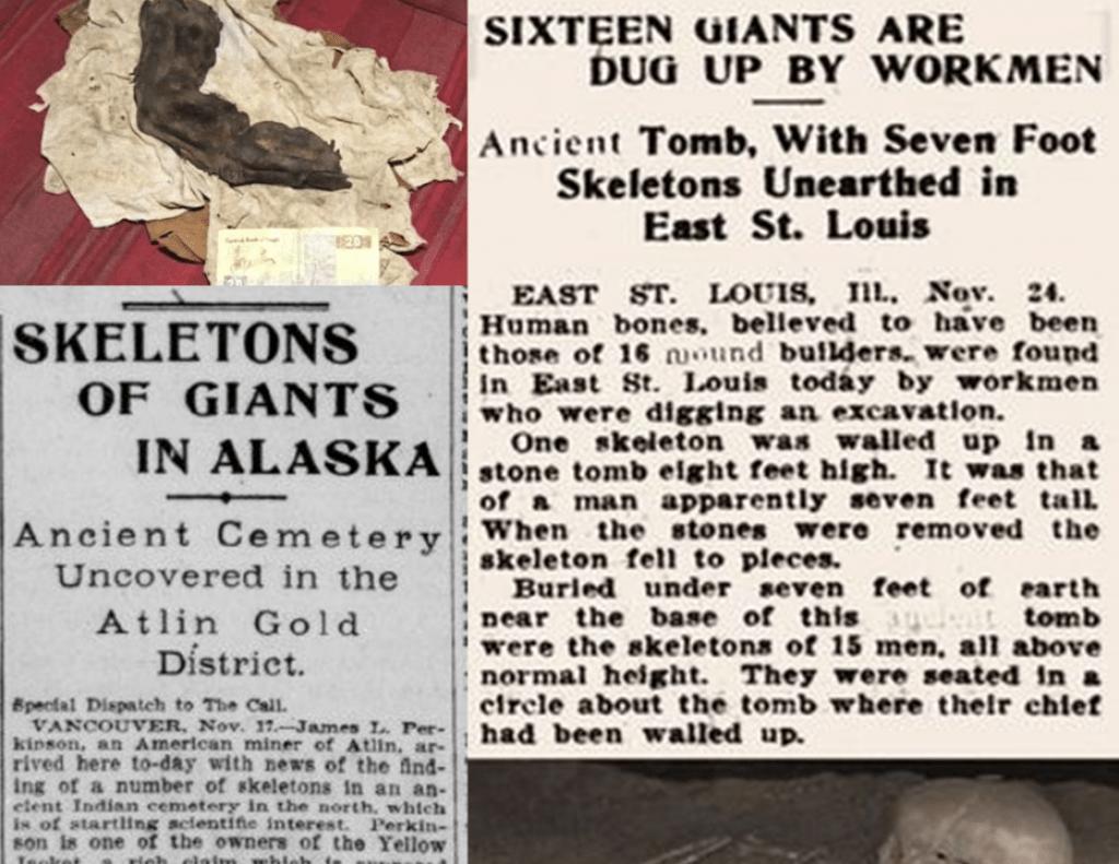 Anunnaki Giants