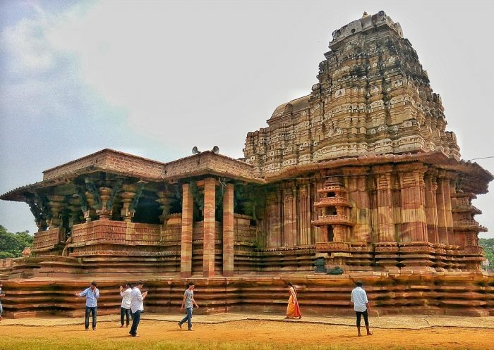 Ramalingeshwara Temple: Evidence Of Highly Advanced Technology In Ancient Times?