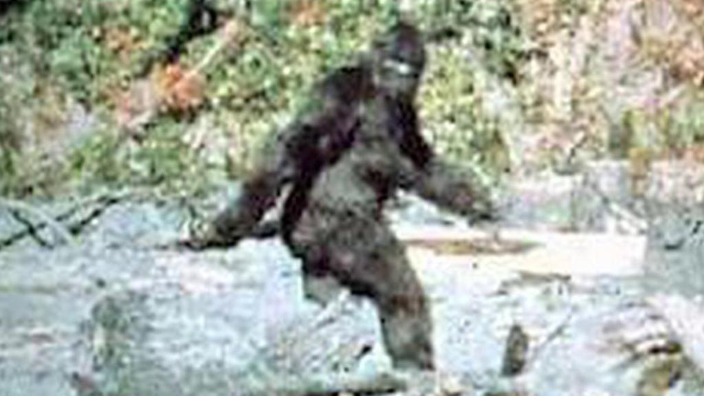Big Foot - Mysterious Creatures