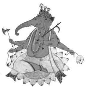 Shri Ganeshaya hamah