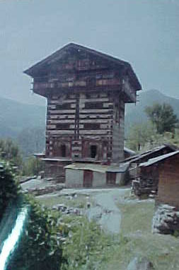 Earthquake Resistant Structures of Himalayas
