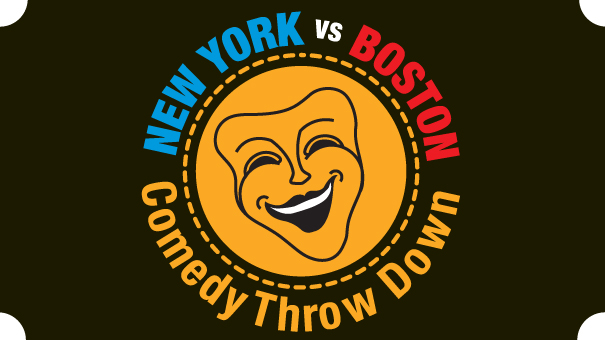 New York vs. Boston Comedy Throw Down