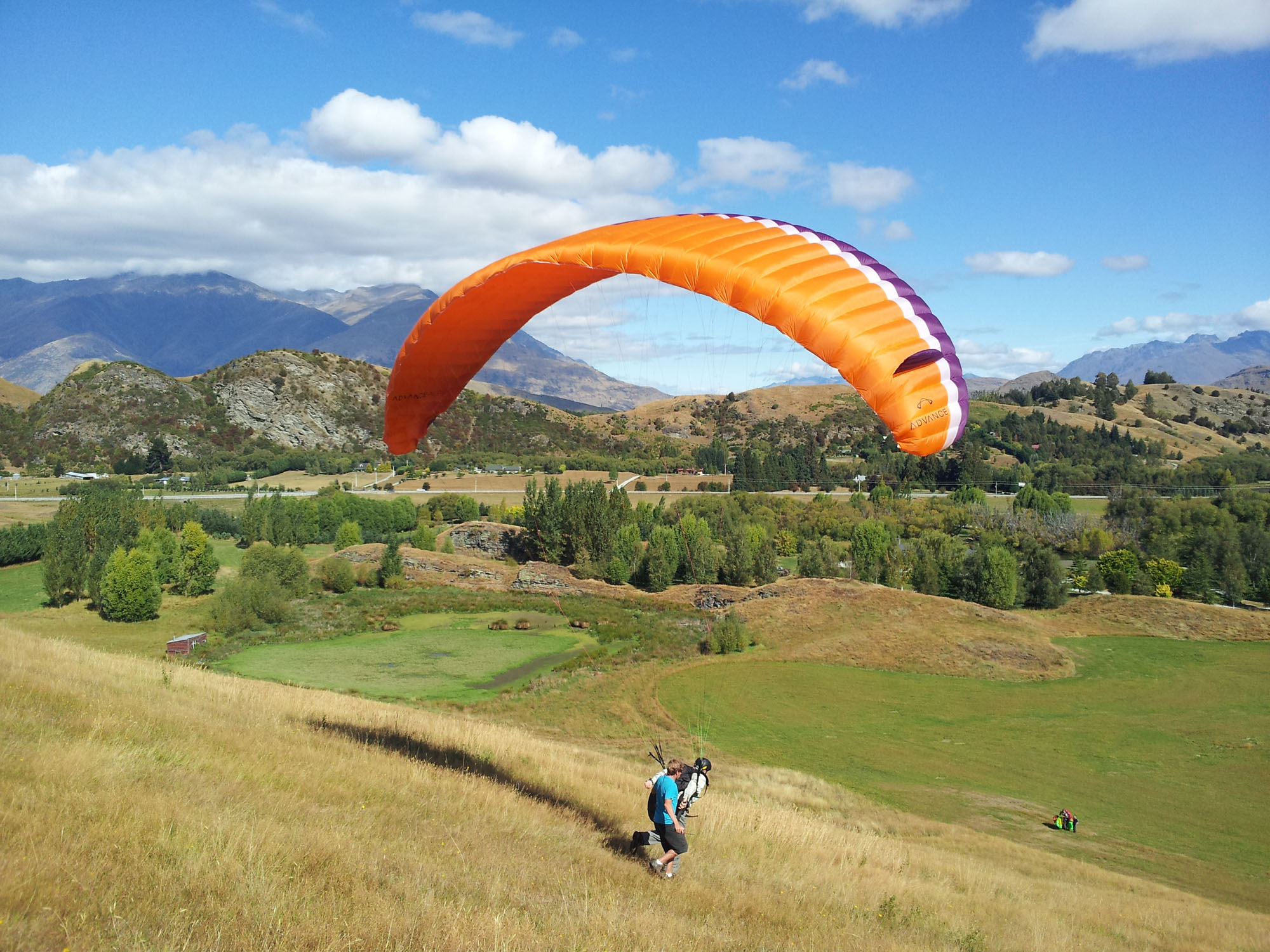 Intro Day Course - Infinity Paragliding 13