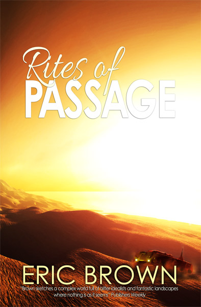 Rites of Passage by Eric Brown