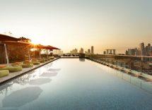Jen Orchardgateway Shangri-la Singapore Infinity Pools
