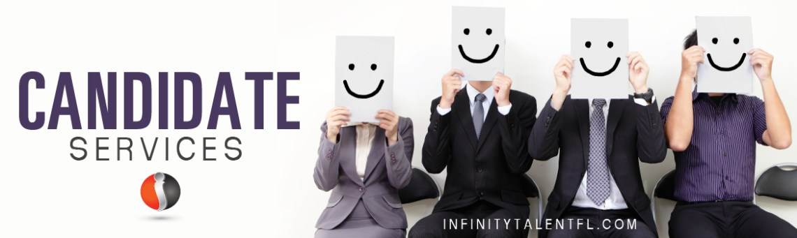 Candidate Services - Infinity Talent Solutions