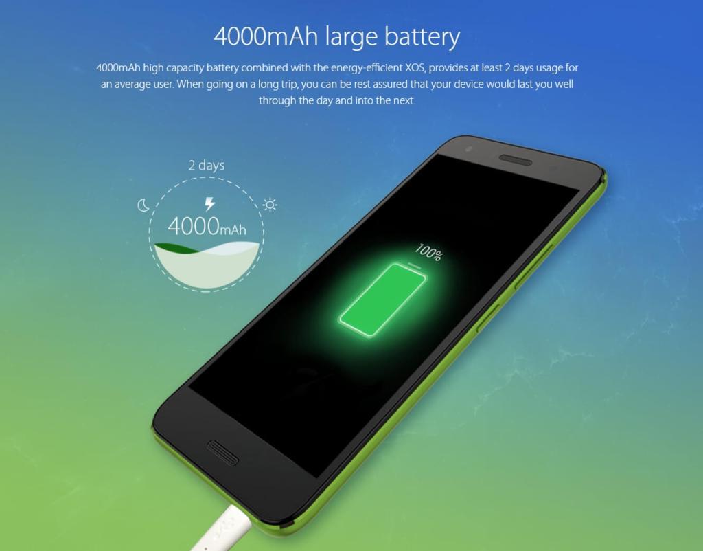 infinix hot 5 battery