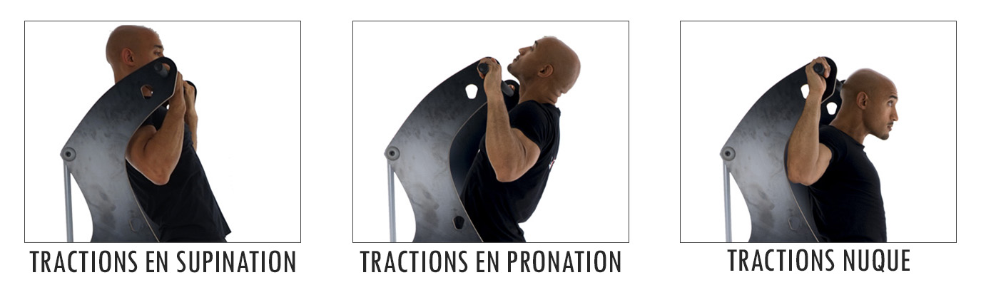 traction exercice