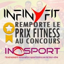 inosport prix fitness innovation pour infinyfit