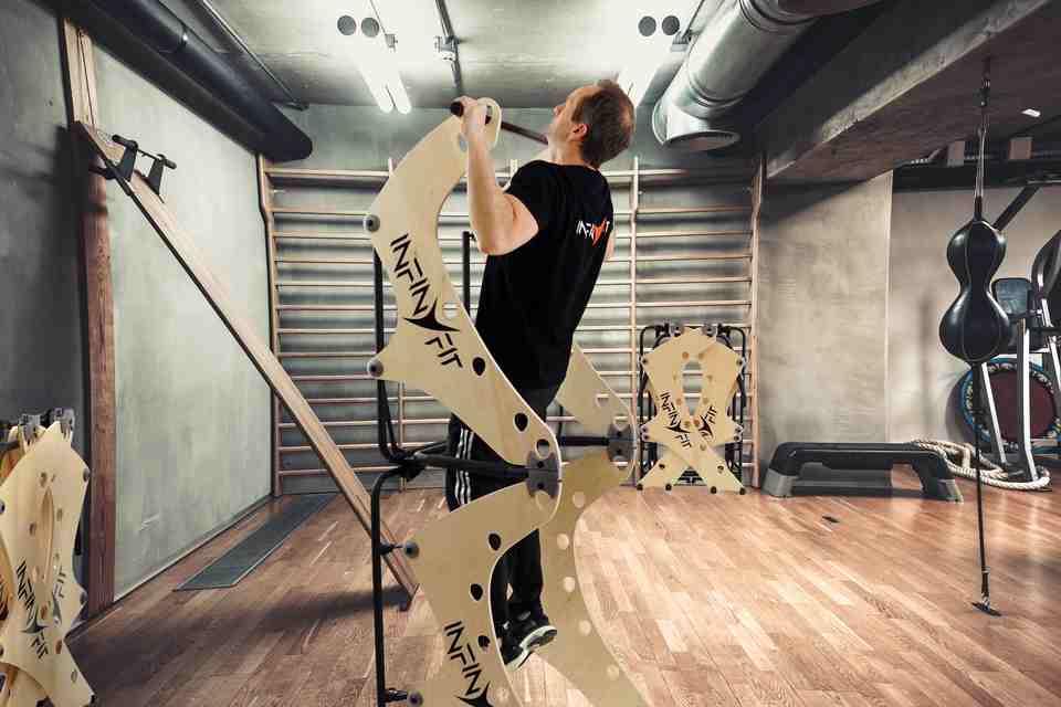 Infinyfit studio fitness desing