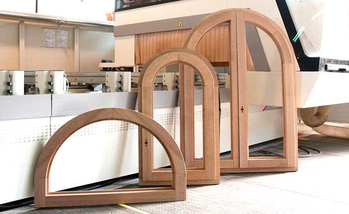 Infissi Lombardia offre soluzioni particolari di serramenti in legno