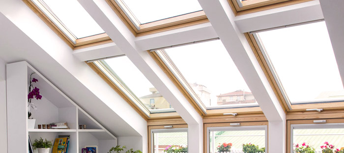 apertura finestre per tetti