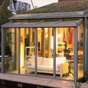 Progettazione e costi di verande in Legno, Alluminio e Pvc