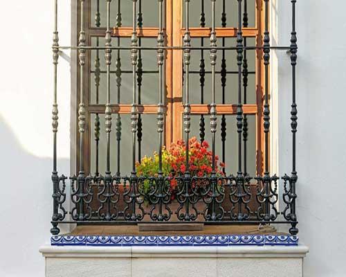 Inferriate Torino per finestre