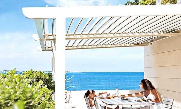 Veranda sul mare foto 2