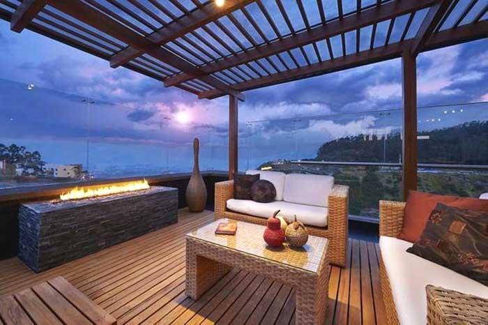 Veranda sul mare foto 1