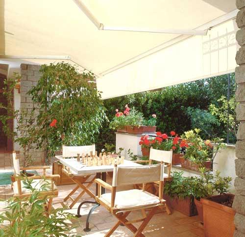Tipologie di tende da sole a Milano