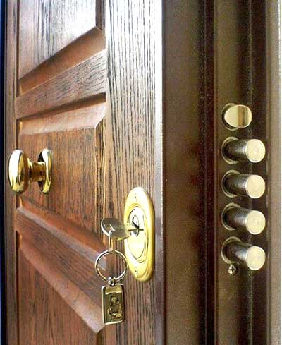 Porte blindate antieffrazione Cremona