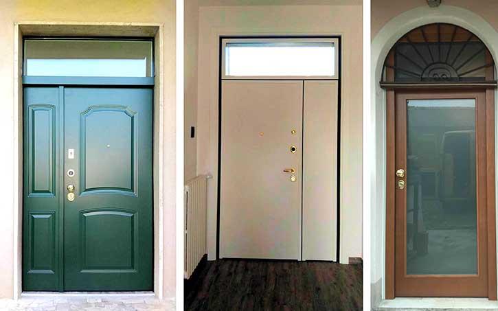 Preventivi porte blindate per una casa a Pavia