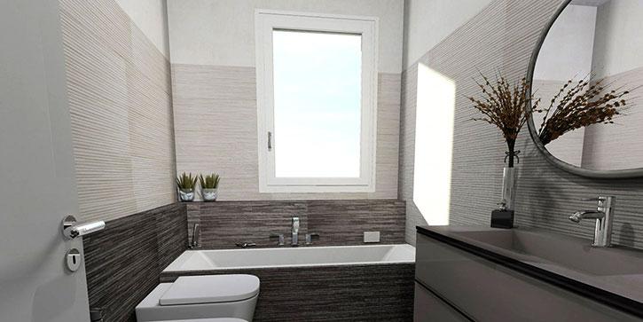 dimensione finestra bagno