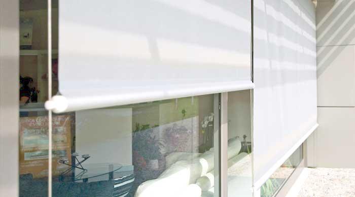 Tende da sole a caduta casa in provincia di Bergamo