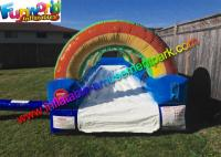 Big Backyard Outdoor Inflatable Water Slides Backyard ...