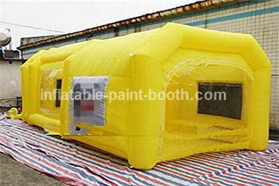 Spray Booth Tent