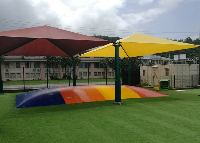 quality inflatable water park towable inflatables factory from china