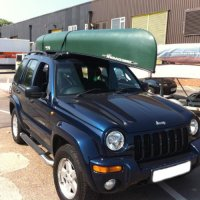 Handirack Inflatable Roof Rack System - Black/Blue ...