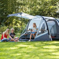 Skandika Folldal 4 Air-Rise Inflatable Family Group Tent 4 ...