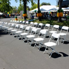 Folding Chairs For Rent Outside Wicker Chair Cushions Plastic Adult Size Rentals Rental 4