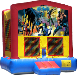 Batman Modular Bounce House