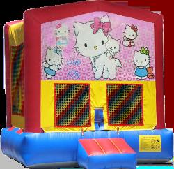 Hello Kitty Modular Bounce House