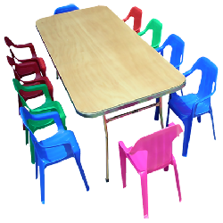 Kiddie Tables