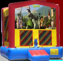 Shrek Modular Bounce House