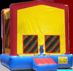 No Theme Modular Bounce House