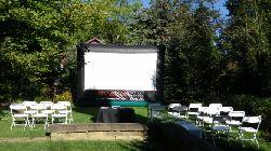 Movie Screen (12 x 7)
